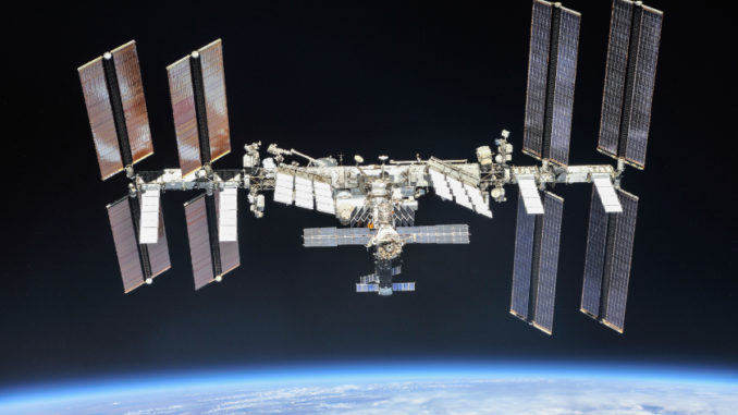 ARISS/NOTA ISS Slow Scan TV Event Feb 8-10 -
