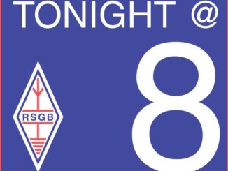 RSGB Tonight Webinars